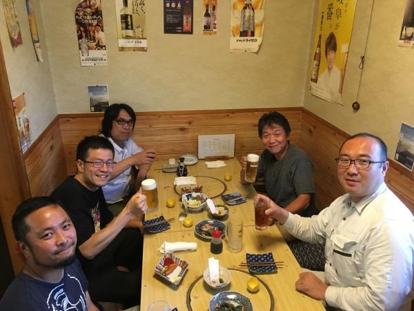 170715-木材センター会議懇親会01