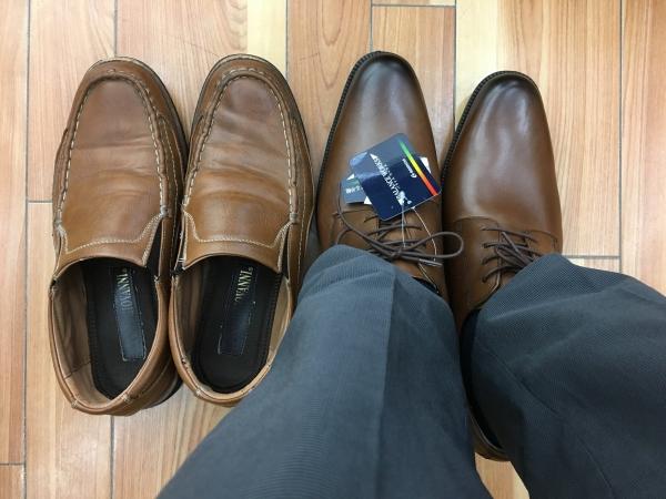 170719-靴新調