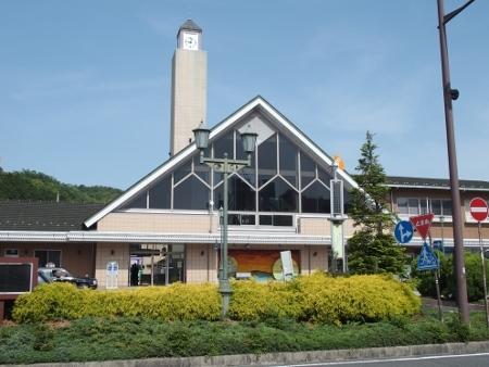 八日市駅 駅舎