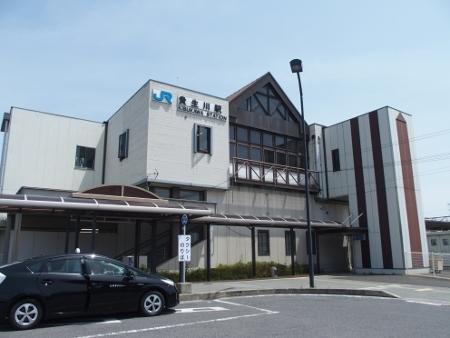 貴生川駅 駅舎