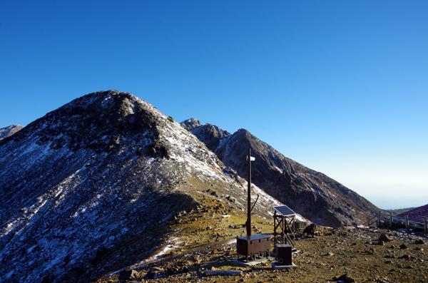 茶臼岳と南月山11