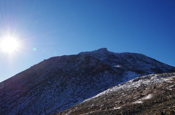 茶臼岳と南月山12