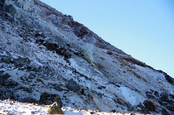 茶臼岳と南月山14