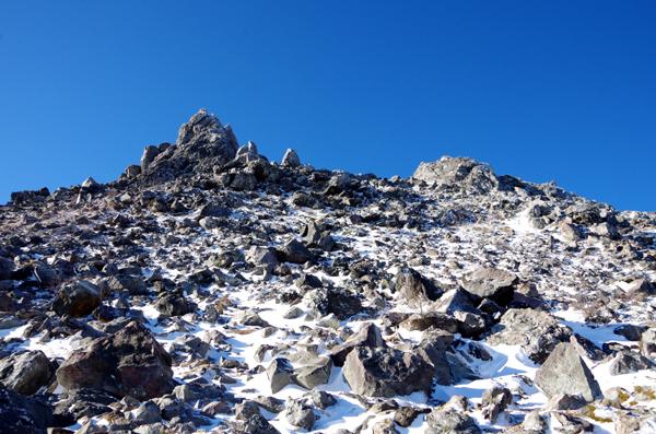 茶臼岳と南月山16