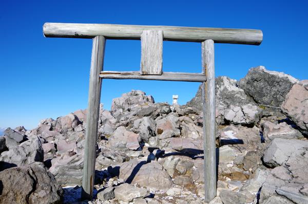 茶臼岳と南月山18