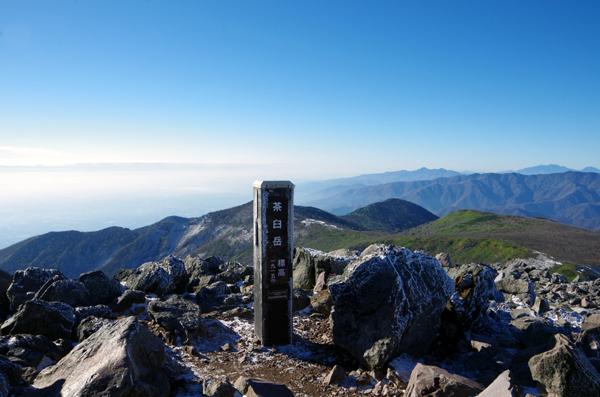 茶臼岳と南月山20