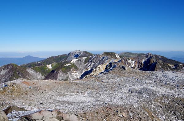 茶臼岳と南月山21