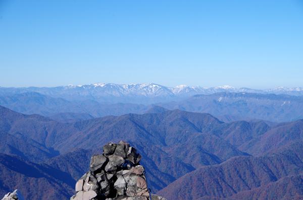 茶臼岳と南月山23