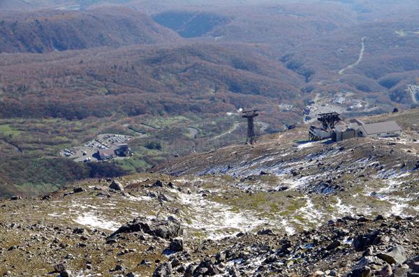 茶臼岳と南月山26