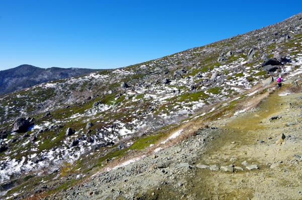 茶臼岳と南月山27