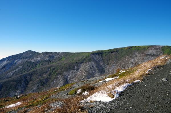 茶臼岳と南月山28