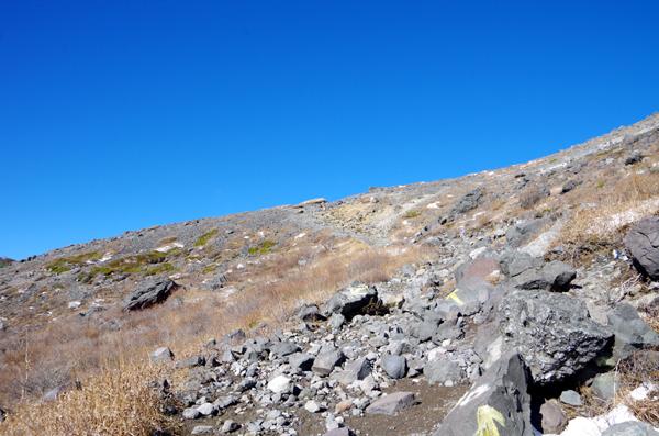 茶臼岳と南月山29