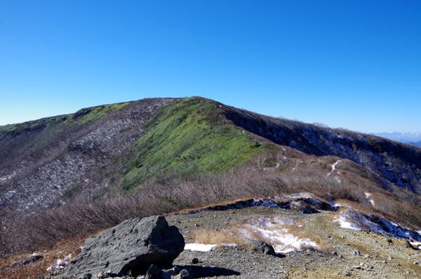 茶臼岳と南月山33