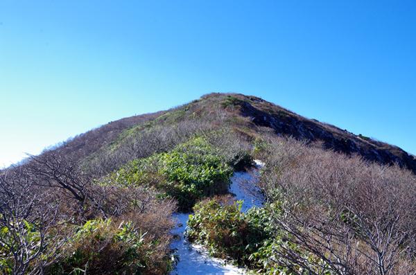 茶臼岳と南月山34