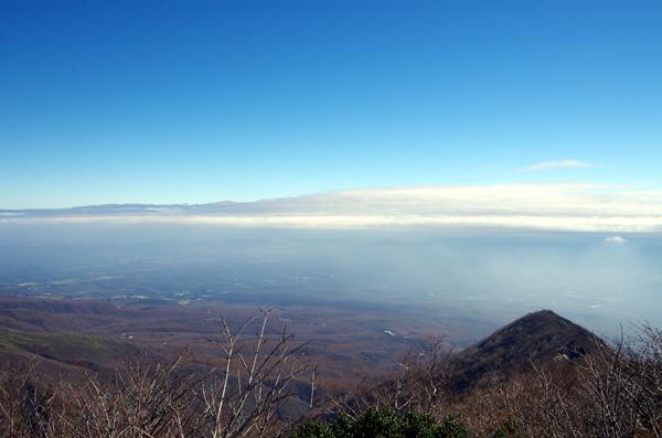 茶臼岳と南月山41