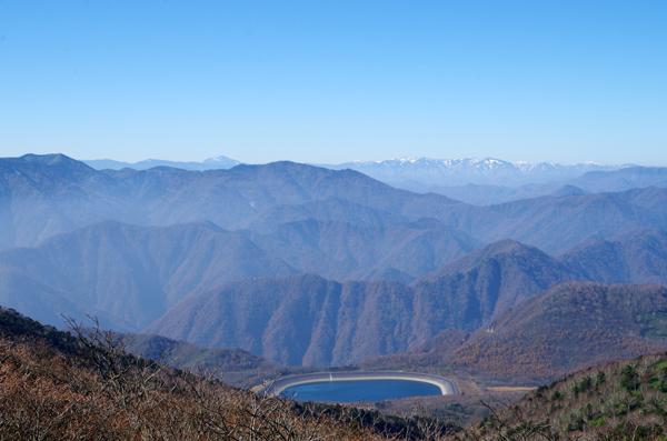 茶臼岳と南月山42