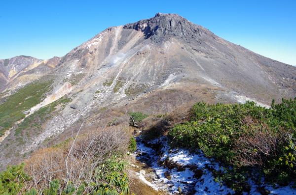 茶臼岳と南月山44