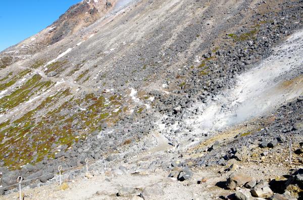 茶臼岳と南月山45