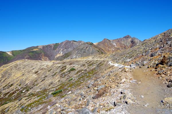 茶臼岳と南月山47