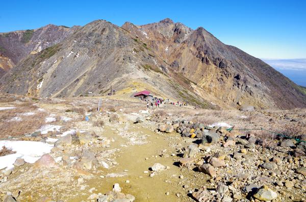 茶臼岳と南月山48