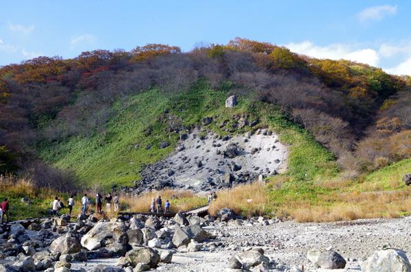 茶臼岳と南月山52
