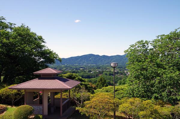 富士山と佐白山17