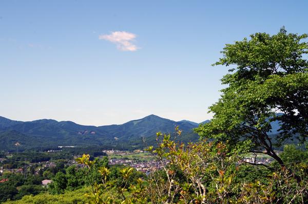 富士山と佐白山18