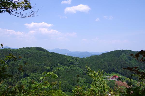 釜伏山と登谷山08