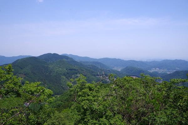 釜伏山と登谷山13