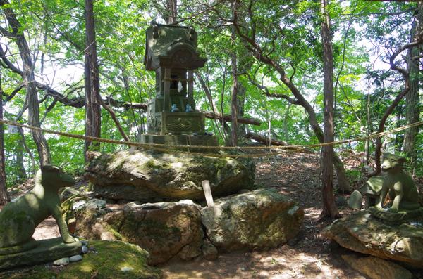 釜伏山と登谷山18