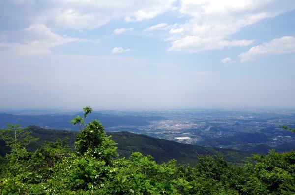 釜伏山と登谷山33