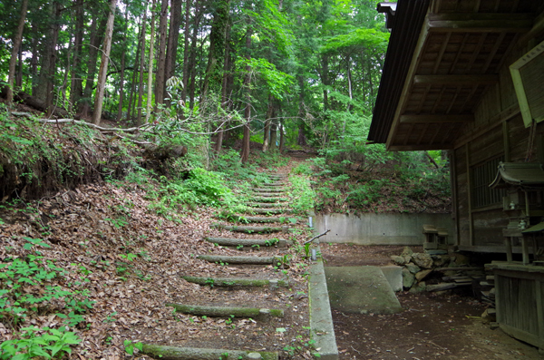 釜伏山と登谷山38