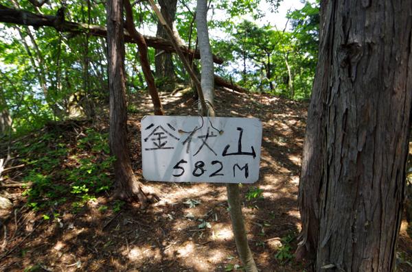 釜伏山と登谷山55