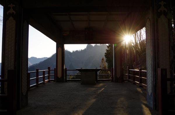 天覧山02