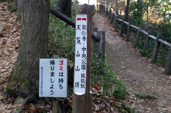 天覧山09