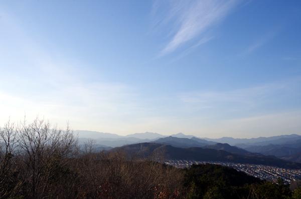 天覧山19
