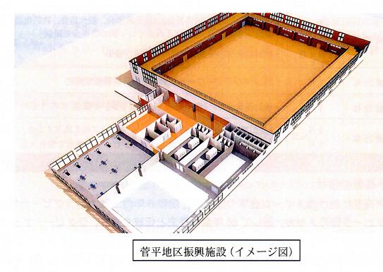 菅平地区振興施設