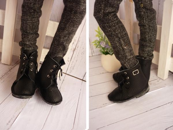 ユノア靴1