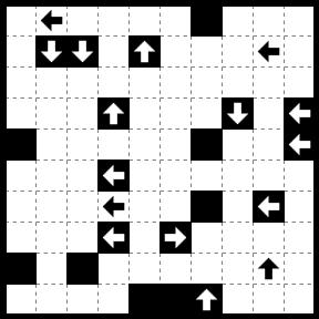 流れるループ 024