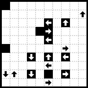 流れるループ 025