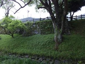秋月城/09櫓台