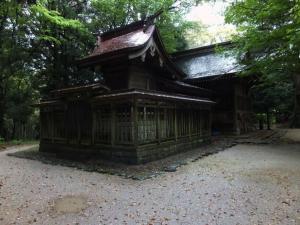 秋月城/14垂裕神社