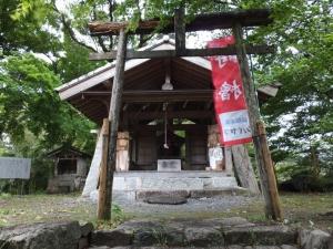 秋月城/17宮地嶽神社
