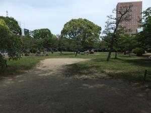 和歌山城/16二ノ丸