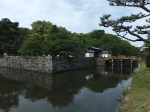 和歌山城/01一の橋