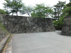和歌山城/32岡中門.