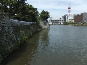 和歌山城/35東堀
