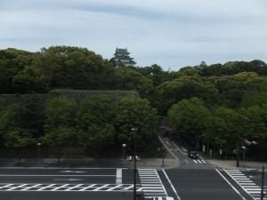 和歌山城/37時鐘堂より