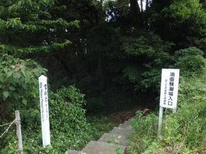 新井城/堀跡A