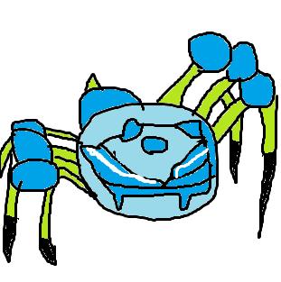 オニシズクモ